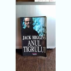 ANUL TIGRULUI - JACK HIGGINS