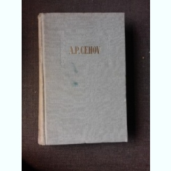 A.P. CEHOV OPERE VOL.1 POVESTIRI 1880-1883