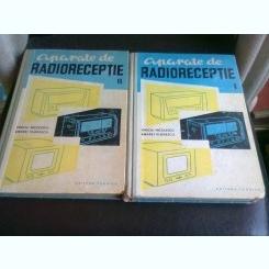 APARATE DE RADIORECEPTIE - VINICIU NICOLESCU   2 VOLUME