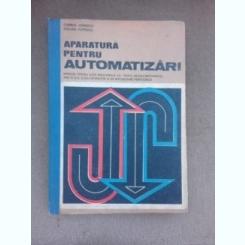 Aparatura pentru automatizari - Gabriel Ionescu