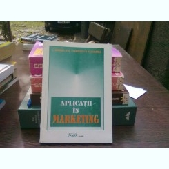 Aplicatii in marketing - L. Anghel