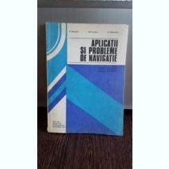 APLICATII SI PROBLEME DE NAVIGATIE - P. BUTUSINA