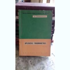 APLICATIILE TRIGONOMETRIEI - M. GHERMANESCU
