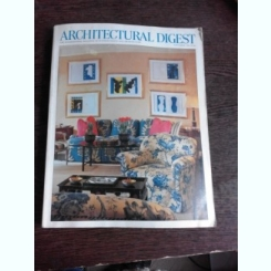 ARCHITECTURAL DIGEST NOIEMBRIE 1996  (REVSITA, TEXT IN LIMBA ENGLEZA)