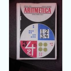 ARITMETICA. MANUAL PENTRU CLASA I, 1970 - CONSTANTA ILIESCU