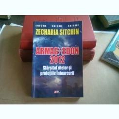 ARMAGHEDON 2012 - ZECHARIA SITCHIN