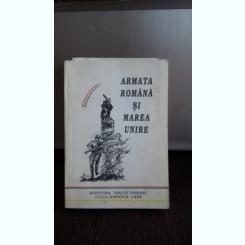 ARMATA ROMANA SI MAREA UNIRE - TEODOR PAVEL