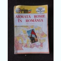 ARMATA ROSIE IN ROMANIA, DOCUMENTE