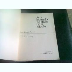 ARTA ICOANELOR PE STICLA DE LA NICULA - ION APOSTOL POPESCU