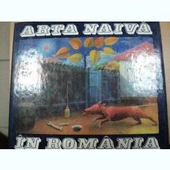 ARTA NAIVA IN ROMANIA de VASILE SAVONEA , 1980