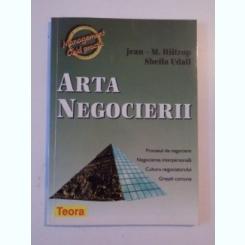 ARTA NEGOCIERII - JEAN M. HILTROP