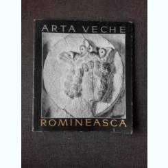 ARTA VECHE ROMANEASCA