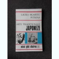 ARTE TRADITIONALE JAPONEZE - LAURA SIGARTEU PETRINA