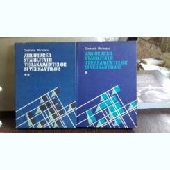 ASIGURAREA STABILITATII TERASAMENTELOR SI VERSANTILOR - CONSTANTIN MARINESCU 2 VOLUME