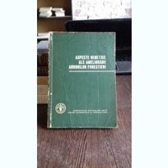 ASPECTE GENETICE ALE AMELIORARII ARBORILOR FORESTIERI - JONATHAN W.WRIGHT