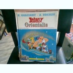 ASTERIX ORIENTALIS - R. GOSCINNY - CARTE CU BENZI DESENATE