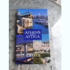 ATHENS, ATTICA, GREECE, GHID TURISTIC  (TEXT IN LIMBA ENGLEZA)