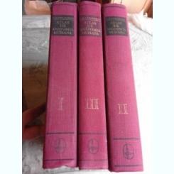 ATLAS DE ANATOMIA HUMANA - R.D. SINELNIKOV  3 VOLUME, TEXT IN LIMBA SPANIOLA