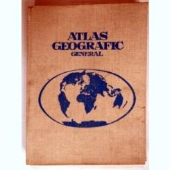 ATLAS GEOGRAFIC GENERAL - MIRCEA PEAHA