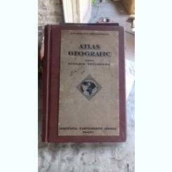 ATLAS GEOGRAFIC PENTRU SCOALELE SECUNDARE - CONSTANTIN TEODORESCU