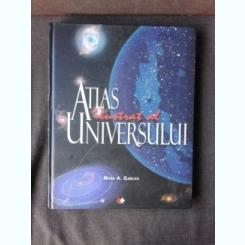 ATLAS ILUSTRAT AL UNIVERSULUI - MARK A. GARLICK