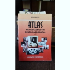 ATLAS RADIODIAGNOSTIC DENTO-PARODONTAL- SORIN LOGIN VOL.I