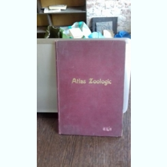 ATLAS ZOOLOGIC - SABBA STEFANESCU
