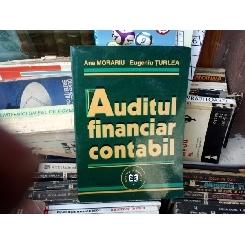 AUDITUL FINANCIAR CONTABIL , Ana Morariu , 2001