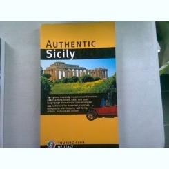AUTHENTIC SICILY  - GHID TURISTIC