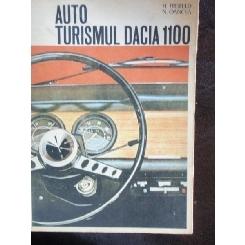 AUTOTURISMUL DACIA 1100 - N. OANCEA