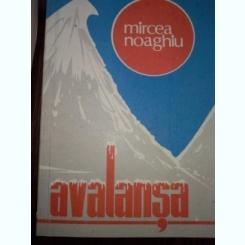 Avalansa. Intamplari adevarate pe creasta Fagarasilor- Noaghiu Mircea