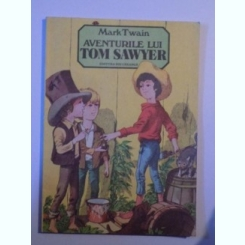 AVENTURILE LUI TOM SAWYER DE MARK TWAIN ,1985