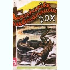 AVENTURILE SUBMARINULUI DOX, MONSTRUL SFANT