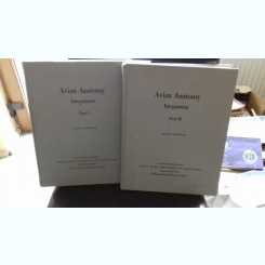 AVIAN ANATOMY  - ALFRED M. LUCAS    2 VOLUME