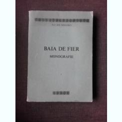 Baia de Fier, monografie - Ion Nitulescu