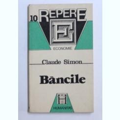 BANCILE -CLAUDE SIMON ,
