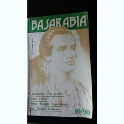 Basarabia-revista literara si socal politica a Uniunii scriitorilor din R.S.S Moldova