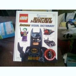 BATMAN. VISUAL DICTIONARY - LEGO