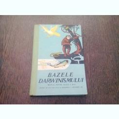 BAZELE DARWINISMULUI - MANUAL CLASA A XI-A