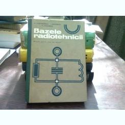 Bazele radiotehnicii - Stelian. Constantinescu