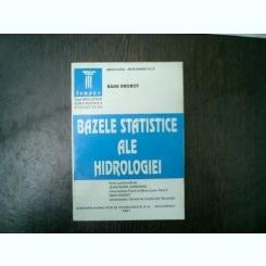 Bazele statistice ale hidrologiei - Radu Drobot