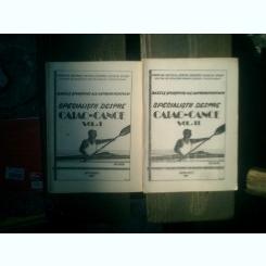 Bazele stiintifice ale antrenamentului Specialistii despre caiac-canoe 2 volume