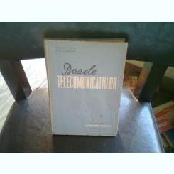 BAZELE TELECOMUNICATIILOR -