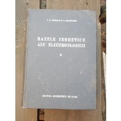 BAZELE TEORETICE ALE ELECTROTEHNICII - NEIMAN