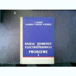 Bazele teoretice ale electrotehnicii probleme 1 - C. I. Budeanu, M. Gheorghiu