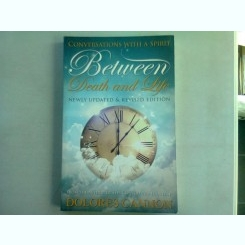 BETWEEN DEATH AND LIFE - DOLORES CANNON  (INTRE MOARTE SI VIATA)