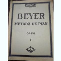 BEYER , METODA DE PIAN  OP. 101