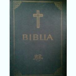 Biblia 1975 Bucuresti Sfanta Scriptura Vechiul si Noul Testament Justinian