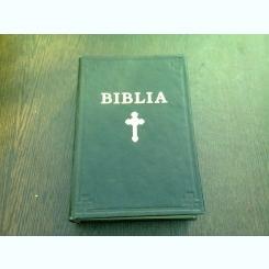 BIBLIA SAU SFANTA SCRIPTURA 1968
