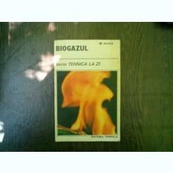 Biogazul - M. Vintila
